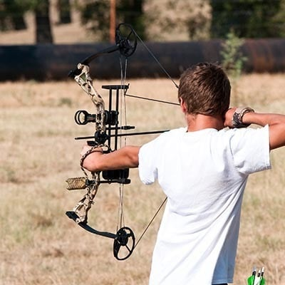 Beginner Compound Bow Package thumbnail